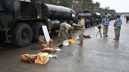 Amerikaans leger haalt 1.500 stukken militair materiaal uit depot in Zutendaal voor grootste Europese oefening in 25 jaar