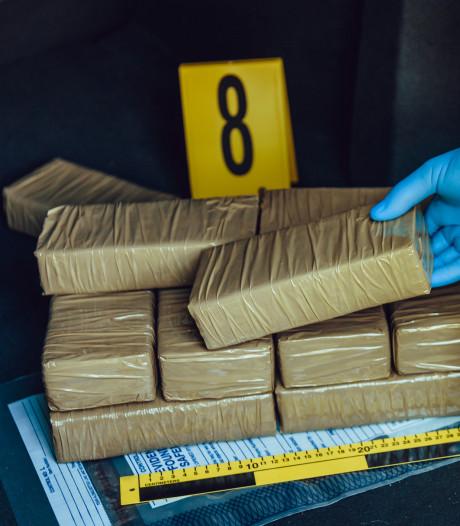 Bijna 1000 kilo heroïne onderschept in België