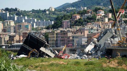 Parket opent officieel onderzoek tegen wegbeheerder na brugramp Genua