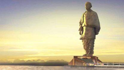 Dit wordt het hoogste standbeeld ter wereld