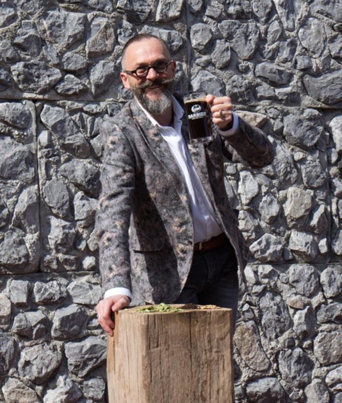 Luc Weemaes van brouwerij Barbier.