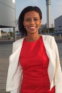 Cherry Almeida is de voorzitter van de jury.
