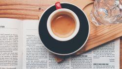 Minderen met koffie lukt zeker met deze vijf tips