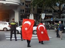 Bekeuringen voor feestende  Erdogan-aanhangers