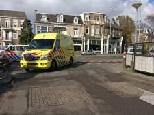 Fietsster gewond bij aanrijding op Fransestraat