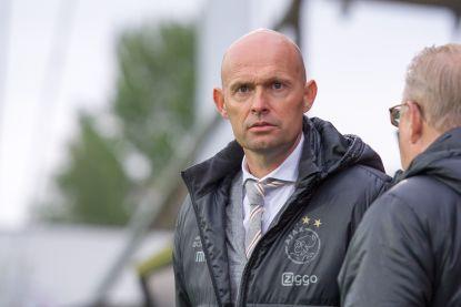 Ajax stelt Marcel Keizer aan als nieuwe hoofdcoach