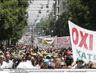 Toeristen morgen slachtoffer van staking in Griekenland