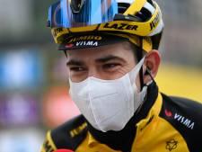 Van Aert meilleur coureur de la saison sur les courses d'un jour