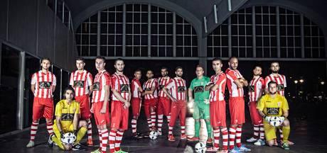 Zaalvoetballers ZVV Eindhoven naar halve finale nacompetitie