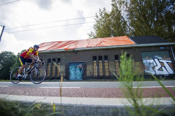 Het Brinkman Vissser-gemaal in Malburggen.