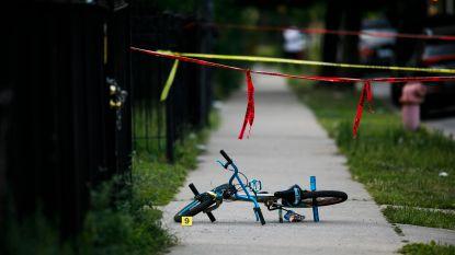 Golf van schietpartijen overspoelt Chicago: 12 doden in één weekend, onder wie 2 kinderen