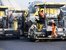 Ook overzijde wetering Polsbroek krijgt nieuw asfalt