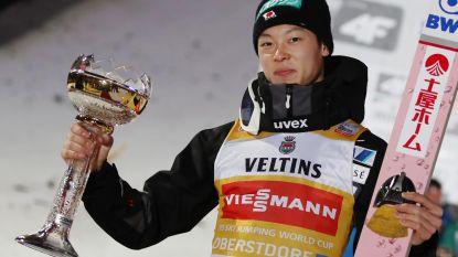 Japanner Kobayashi opent Vierschansentournooi met overwinning in Oberstdorf