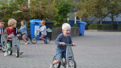 Gentse GO!-basisscholen starten nieuwe schoolweek al sportend