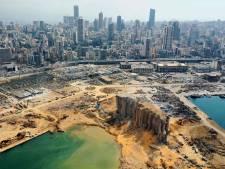 Les explosions à Beyrouth ont engendré un cratère de 43 mètres de profondeur