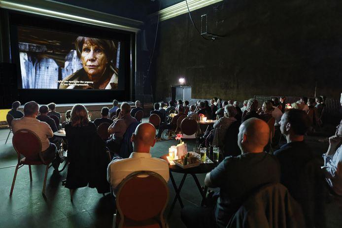 Een eerdere aflevering van een documentairefestival in Schijndel.