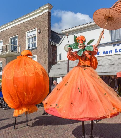 Zondag: straattheater, muziek en zang in centrum Delden