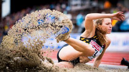 Belgische delegatie groeit naar 29 atleten: ook Renée Eykens, Noor Vidts en Imke Vervaet mogen naar WK in Doha