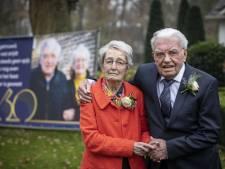 Les van diamanten stel uit Langeveen: 'Soms wel een strijd, maar nooit spijt'