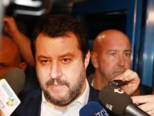 Matteo Salvini fait attendre le Vlaams Belang à Anvers