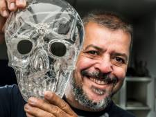 Leandro de Souza gespot in Enschede: opwinding onder 'schedel hoeders'