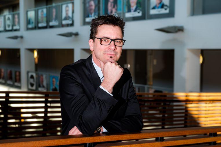 Directeur Ben Lambrechts.