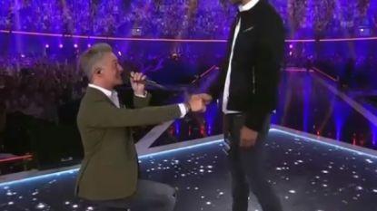 Christoff vraagt vriend ten huwelijk live op Duitse tv