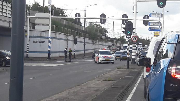 Politieachtervolging in Helmond
