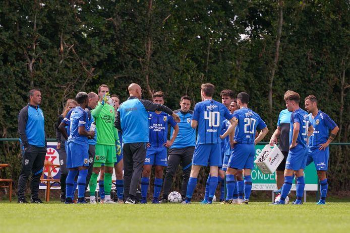 26-07-2020: Voetbal: FC Volendam v Vitesse: Westwoud  Team of Vitesse, Coach Thomas Letsch of Vitesse