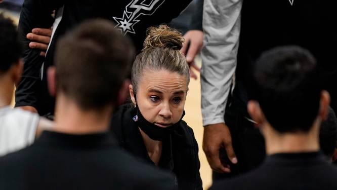 Becky Hammon eerste vrouwelijke hoofdcoach ooit in NBA, LeBron James pakt straf record