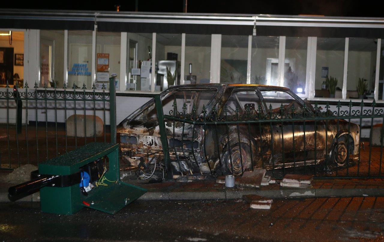 In april 2017 ramde een auto het hek van de camping. De auto werd daarna in brand gestoken, de bestuurder vluchtte.