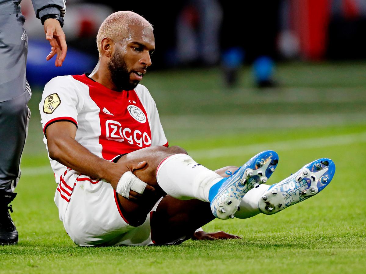 Ryan Babel viel tegen PSV geblesseerd uit. Als hij tijdig fit is, zal hij tegen FC Utrecht waarschijnlijk als buitenspeler starten.