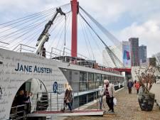 Rotterdam trekt veel meer riviercruiseschepen dan gedacht: kwart miljoen toeristen komt over de Nieuwe Maas