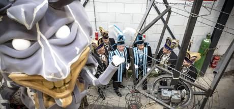 Hal Oldenzaalse carnavalsvereniging De Vennemuskes krijgt flinke upgrade