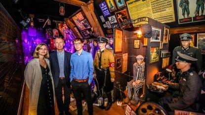 """Nu te zien in Oostende: gigantische collectie oorlogsmemorabilia van wijlen André Hast. """"Papa zou fier geweest zijn"""""""