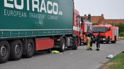 6 maand rijverbod en 1600 euro boete voor trucker die vrouw doodreed aan Europalaan