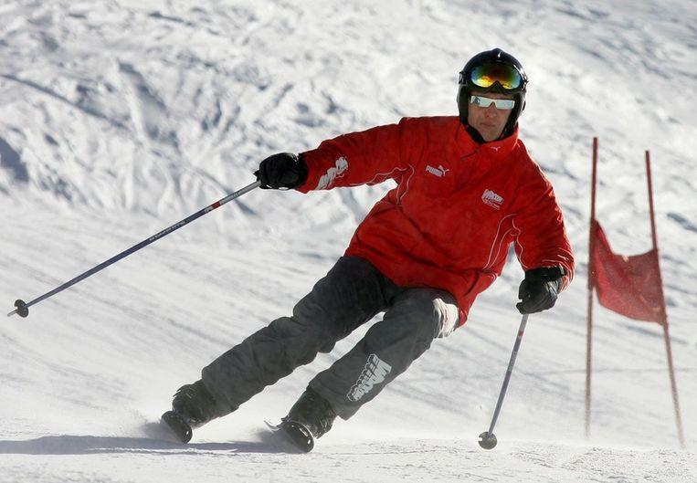 F1-legende Michael Schumacher ligt in coma sinds een zwaar ski-ongeval in de Franse Alpen.