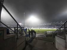 Burenruzie Willem II - NAC uitverkocht, 14.300 mensen in stadion