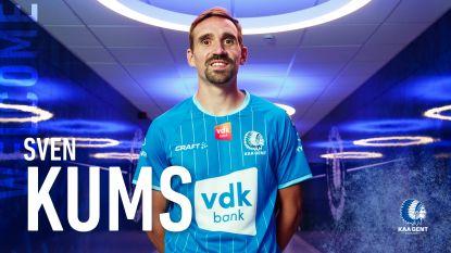 Sven Kums terug naar AA Gent: Buffalo's huren middenvelder van Anderlecht