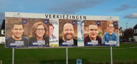 Horeca plakt over de lijsttrekkers van Oisterwijk heen