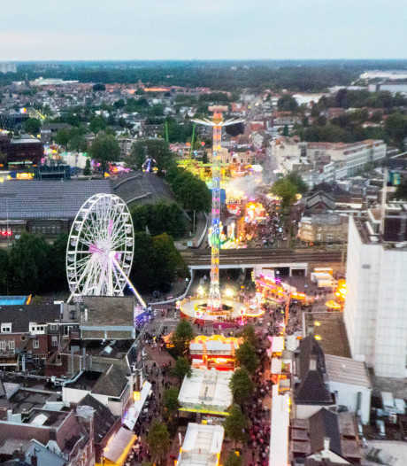 230 attracties over 4 kilometer; dit is de Tilburgse kermis in cijfers