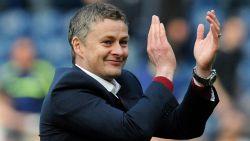 Solskjaer coacht Manchester United tot einde seizoen
