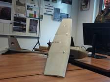 Defensie inspecteert Brabantse dijken met Raven drones