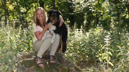 """Elke en bordercollie Jessy zijn samen wereldkampioen 'dog dance': """"Mijn hond is mijn spiegelbeeld"""""""