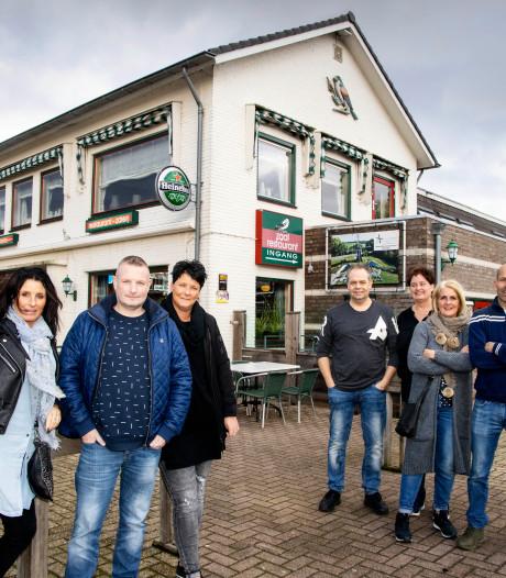 Zaal De Vink in Ooij wordt kantoor, maar café blijft