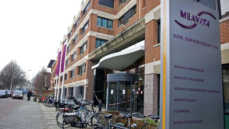 Hoofdkantoor van zorgverzekeraar Meavita in Den Haag. Beeld anp