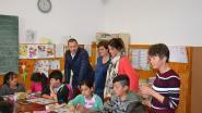Samenwerking met Bunesti rond onderwijs, thuiszorg en zelfs fruit