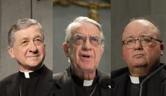 Dit zijn de priesters, bisschoppen en kardinalen die van de misbruiktop een succes moeten maken