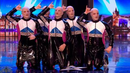 Baba Yega gooit ook hoge ogen in 'Britain's Got Talent'