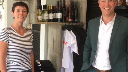 Toerisme Westerlo opent streekproductenwinkel: van streekbieren en koekjes tot kledij van Kempen Clothing